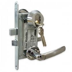 ASSA565/640/701cr. 3 raktai.